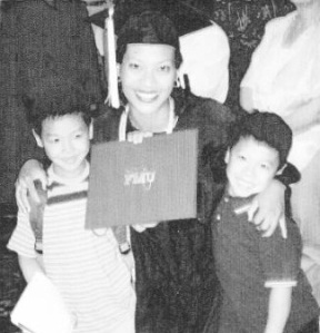 Graduation 2004 (Just Me and My Boys)