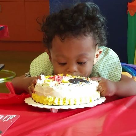 Josiah 1st Birthday