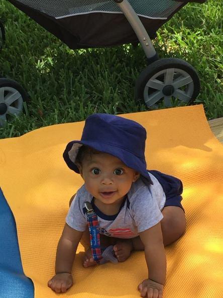 Josiah 7 Months